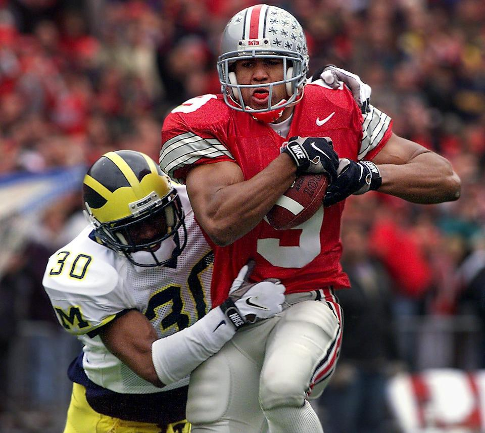 Ohio State Football: All time program leaders in receiving yards