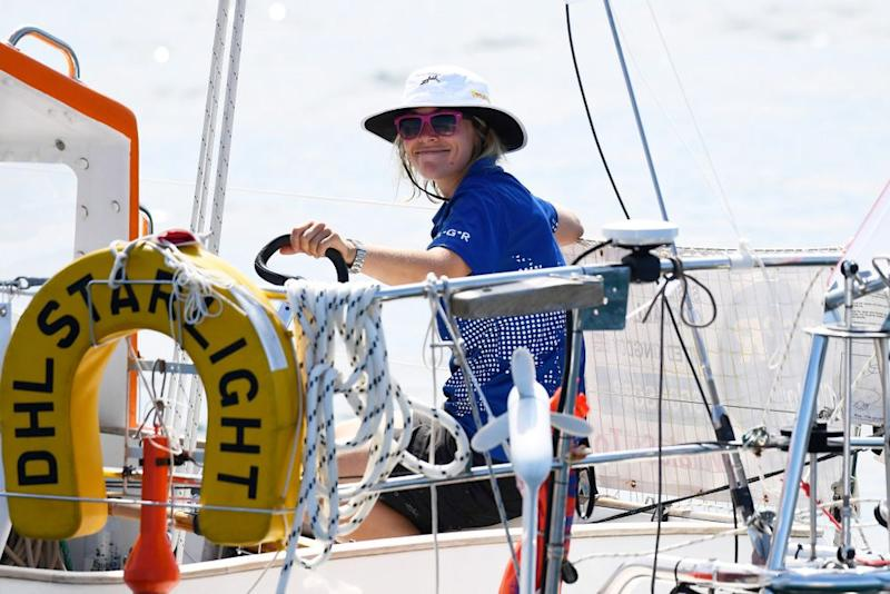 Meet the Woman Whos Been Living on a Boat For Almost a