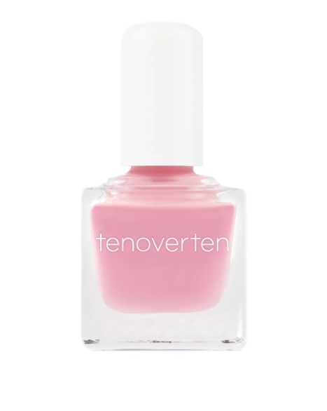 "<h3>tenoverten Watts<br></h3><br><a href=""https://www.refinery29.com/en-us/best-non-toxic-nail-polish"" rel=""nofollow noopener"" target=""_blank"" data-ylk=""slk:Tenoverten"" class=""link rapid-noclick-resp"">Tenoverten</a> nail pro Nadine Abramcyk tells us that Watts, a cool-toned <a href=""https://www.refinery29.com/en-us/pastel-nail-polish-colors"" rel=""nofollow noopener"" target=""_blank"" data-ylk=""slk:pastel"" class=""link rapid-noclick-resp"">pastel</a>, hits the sweet spot between barely-there blush and <a href=""https://www.refinery29.com/en-us/2019/09/8482931/lavender-nail-polish"" rel=""nofollow noopener"" target=""_blank"" data-ylk=""slk:lavender"" class=""link rapid-noclick-resp"">lavender</a>. ""I love this pinkish mauve color for winter or spring,"" she says. ""It's a soft pastel that still makes a fresh statement.""<br><br><strong>Tenoverten</strong> Nail Polish in Watts, $, available at <a href=""https://go.skimresources.com/?id=30283X879131&url=https%3A%2F%2Fwww.target.com%2Fp%2Ftenoverten-nail-polish-watts-0-45-fl-oz%2F-%2FA-53931365"" rel=""nofollow noopener"" target=""_blank"" data-ylk=""slk:Target"" class=""link rapid-noclick-resp"">Target</a>"