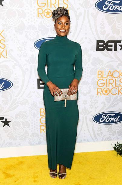 PHOTO: Issa Rae attends 2019 Black Girls Rock! at the NJ Performing Arts Center, Aug. 25, 2019 in Newark, New Jersey. (Gilbert Carrasquillo/Getty Images)