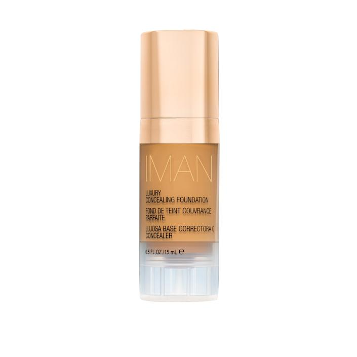 IMAN Cosmetics Luxury Concealing Foundation (Walmart / Walmart)