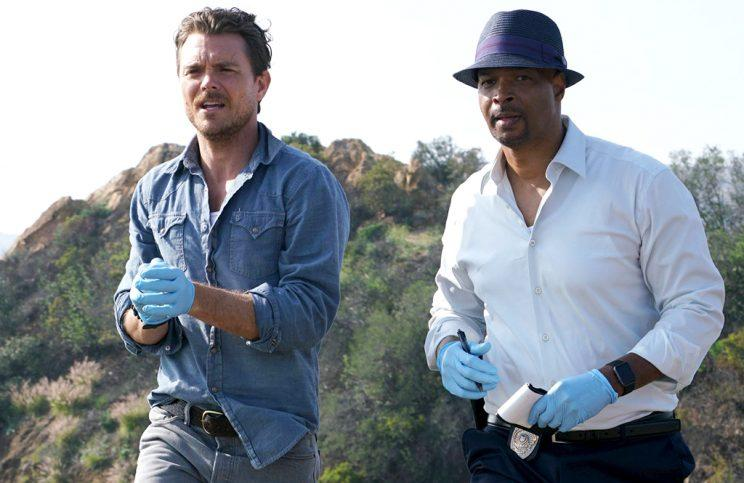 Clayne Crawford and Damon Wayans in 'Lethal Weapon' (Credit: Richard Foreman/FOX)