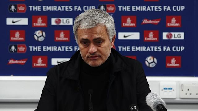 Jose Mourinho discusses his first experience with VAR as a manager, after Juan Mata's goal was dubiously disallowed against Huddersfield.