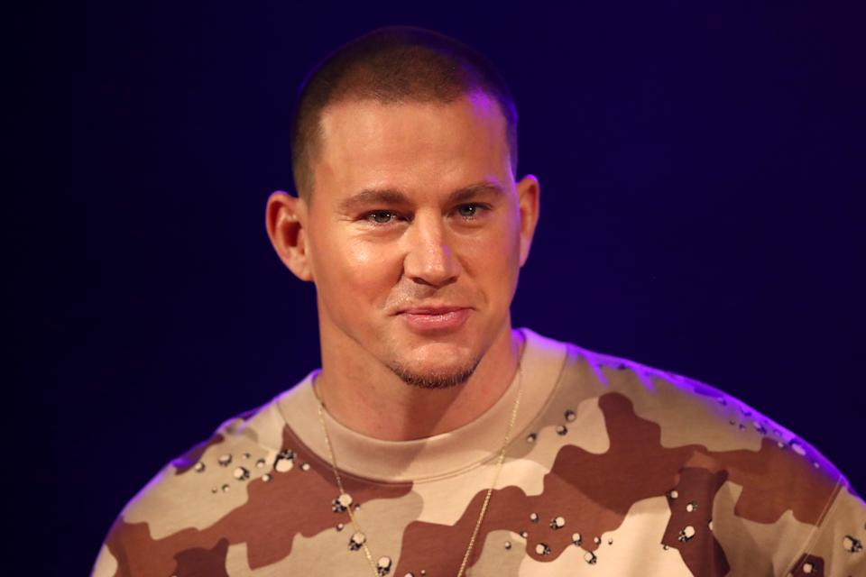 Channing Tatum. (Photo by Kelly Defina/Getty Images)