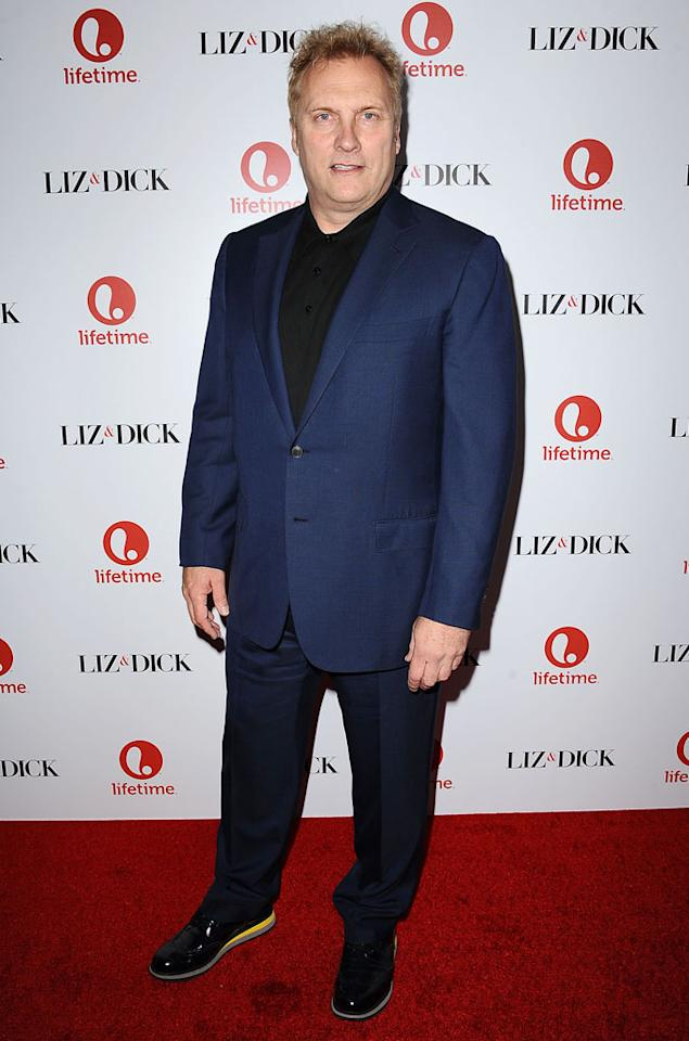 "David Hunt attends the premiere of Lifetime's ""Liz & Dick"" at the Beverly Hills Hotel on November 20, 2012 in Beverly Hills, California."