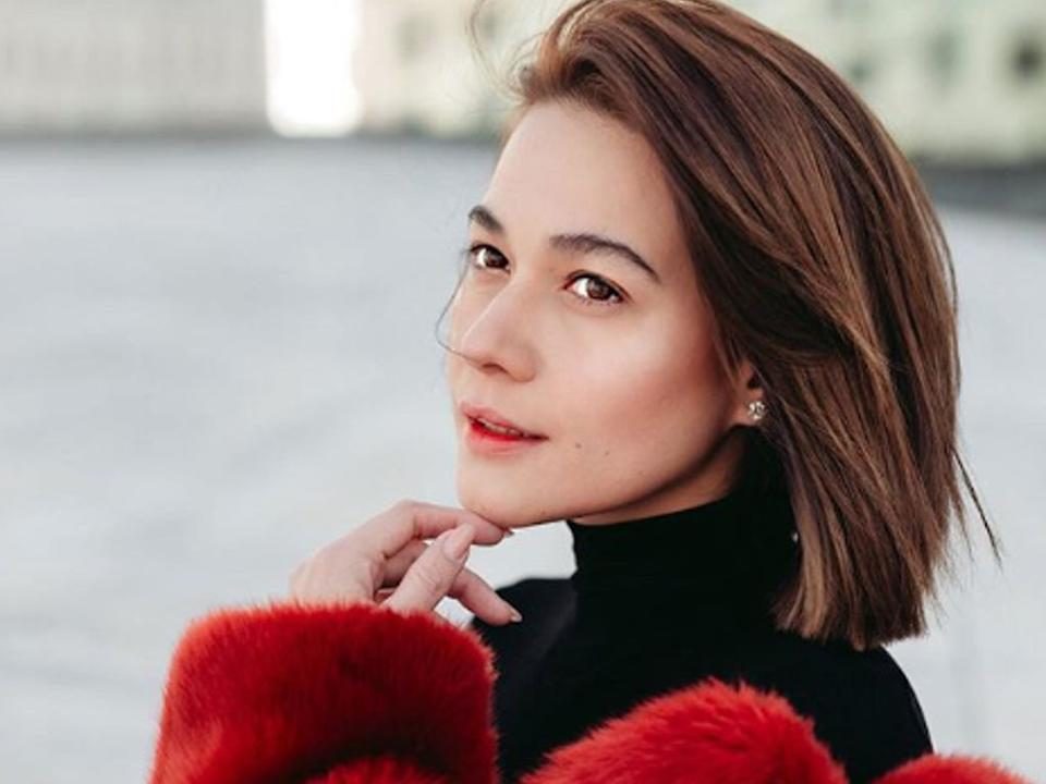 Bea Alonzo appears to be doing fine post-breakup with Gerald Anderson. (Source: The Hive Asia)