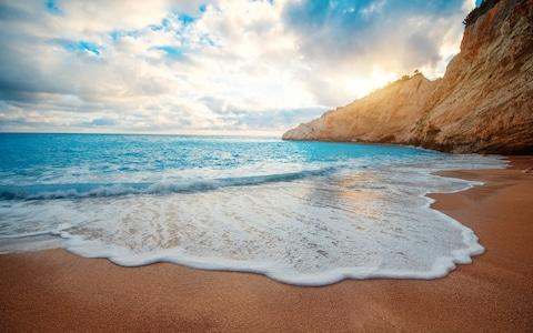 Head to Lefkada for windsurfing and kite-surfing - but still find a chance to relax
