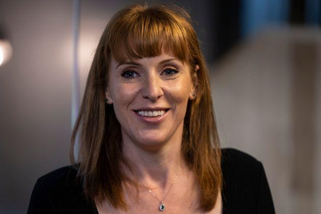 Labour deputy leader Angela Rayner hassaid all workers should be allowed to enjoy the benefits of home working even once the Covid pandemic was over. (Photo: Dan Kitwood via Getty Images)