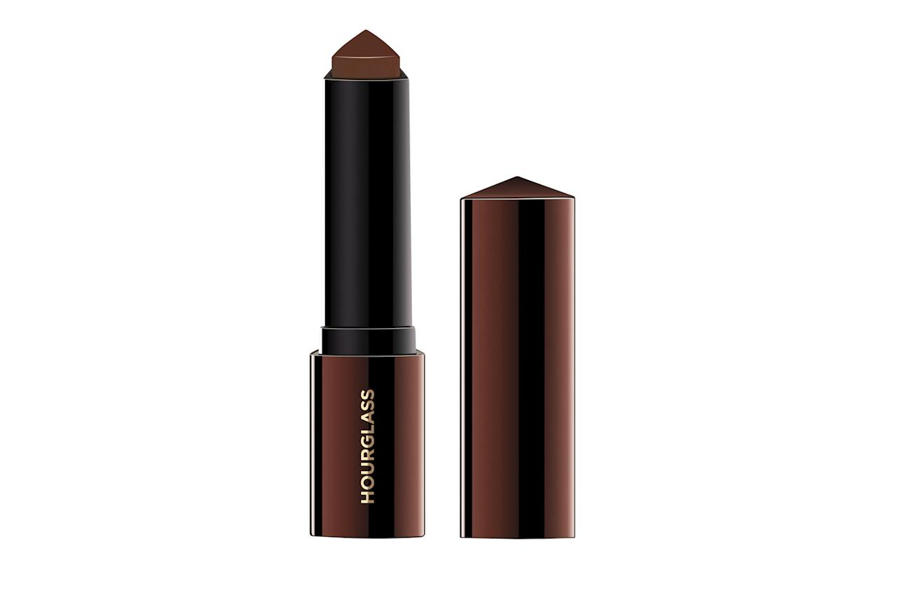 "<p>Radiant skin is just a swipe away, now that <a rel=""nofollow"" href=""https://www.sephora.com/product/vanish-seamless-finish-foundation-stick-P410532?skuId=2027720&icid2=products%20grid:p410532""><span>Hourglass</span></a> has expanded its foundation stick line to 32 shades, ranging from Blanc to Espresso. The highly pigmented foundation stick, which has a triangular bullet, can work as a contour or concealer if you and your partner share similar skin tones; if you're both using it, the usage rate will justify the high price point. ($46, <a rel=""nofollow"" href=""https://www.sephora.com/""><span>sephora.com</span></a>) (Photo: Hourglass) </p>"