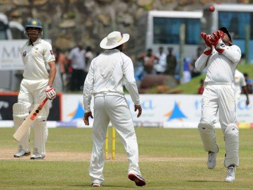 Sri Lanka bowled Pakistan out for 100 on the third day on Sunday