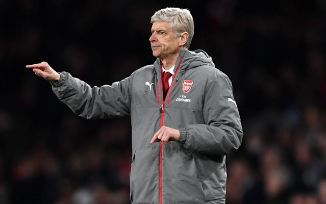 <span>Arsene Wenger desperately needed a win </span>