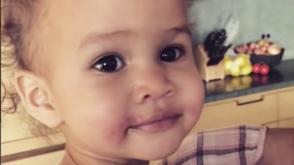 Chrissy Teigen Shared The Cutest Video Of Luna Showing Off Her Vocabulary