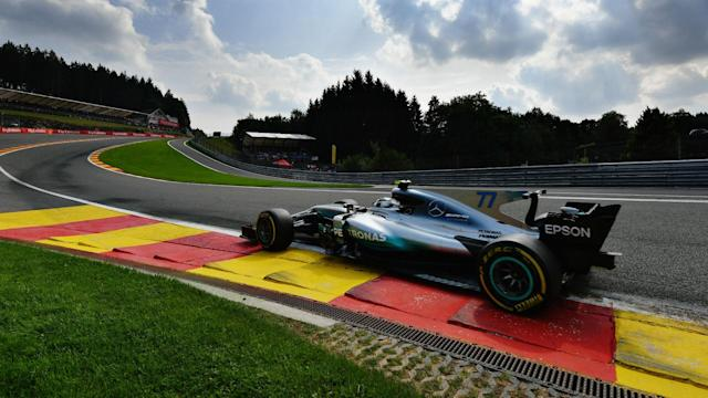 Circuit de Spa-Francorchamps will continued to stage Formula One races for at least another three years.