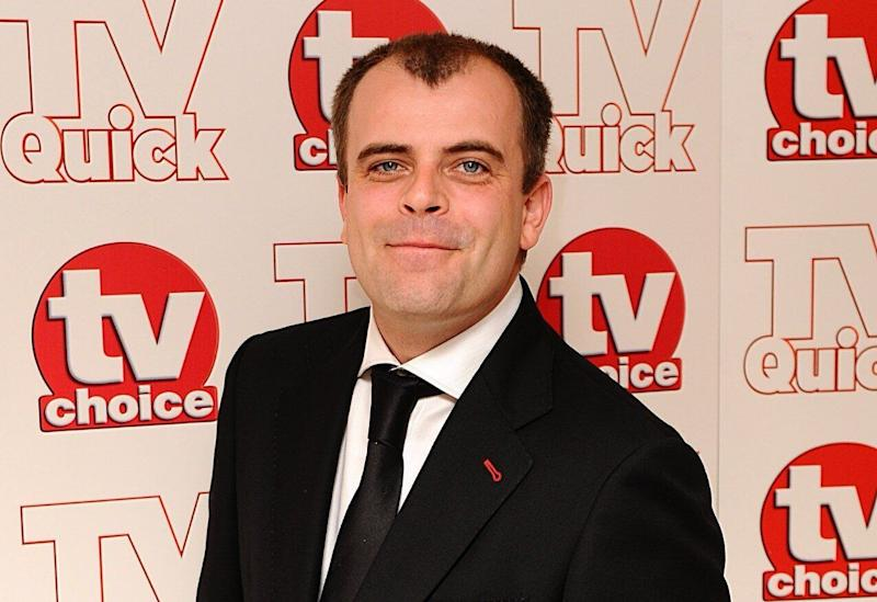 Simon Gregson has opened about his 'hidden' battle with anxiety and depression (Ian West/Getty)