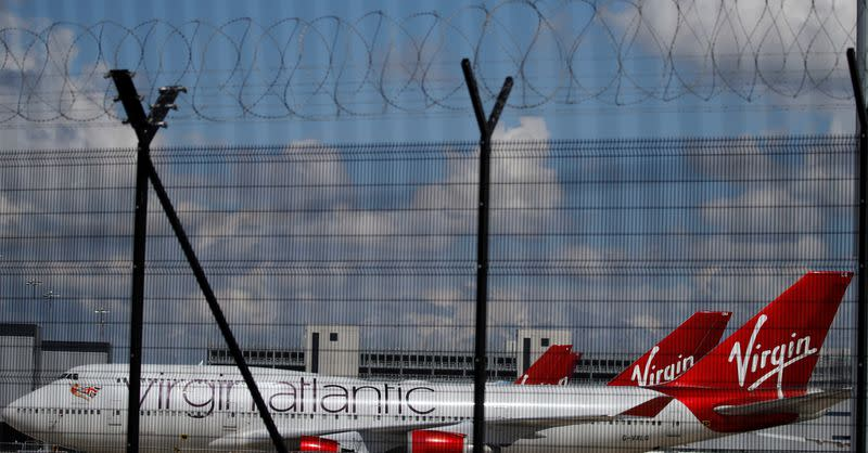 Virgin Atlantic plans 1,150 more job cuts