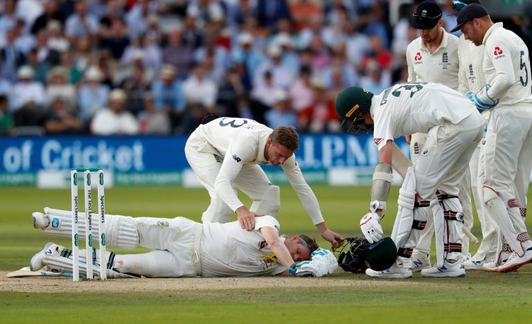 Steve Smith says he regards Jofra Archer as less of a threat than other England bowlers despite his bouncer leaving him concussed forcing him to miss the third Test