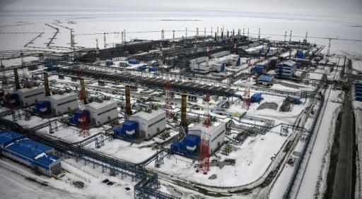 The Bovanenkovo gas field illustrates Russia's ability to operate energy facilities in extremely cold conditions