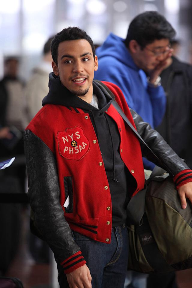 "Victor Rasuk stars as Cam in ""How to Make It in America."""