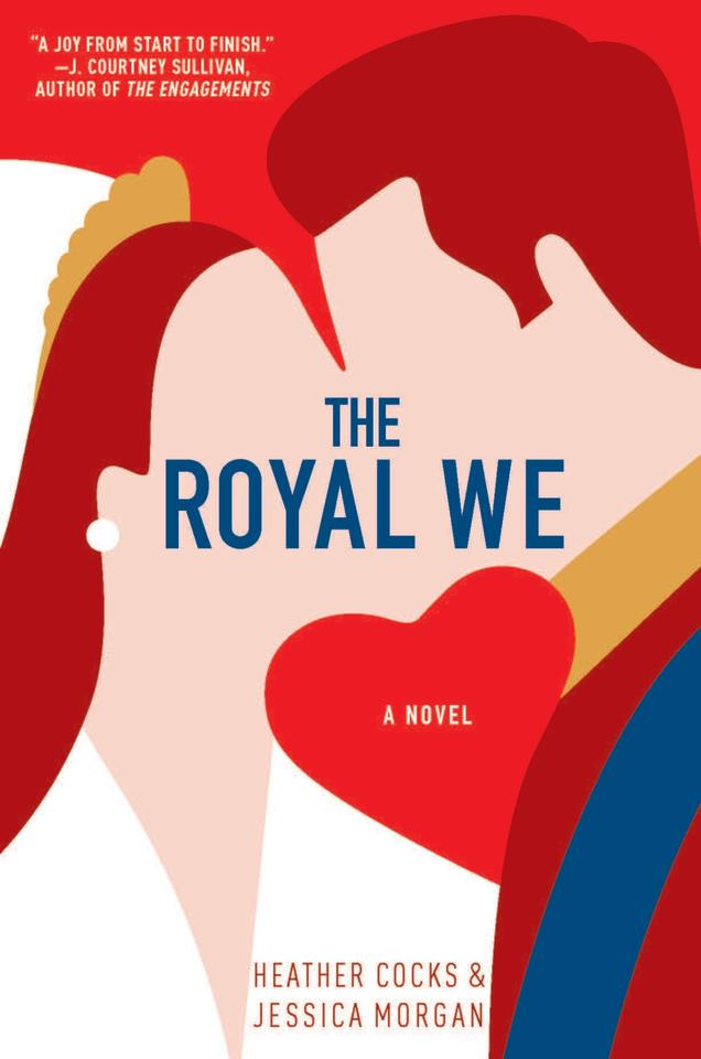 """If you're a royals fan (and even if you're not), the story of how American Bex Porter falls in love with Nicholas, the future king of England, while studying abroad is a must-read. While some early details draw from the relationship between Kate Middleton and Prince William, Cocks and Morgan's characters are so well-drawn, you'll be immersed in that world and saying """"Kate, who?"""" within pages. And yes, this was written long before Meghan Markle met Prince Harry, so maybe the authors are low-key psychic."""