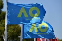 """Australian Open flags flutter over the Melbourne Park tennis complex, with this year's event beset by problems because of the Covid pandemic. """"Logistically, to pull something like this off will be a small miracle,"""" says tournament chief Craig Tiley"""