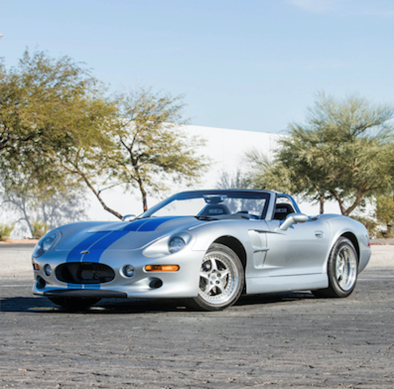 24 Of Carroll Shelby's Personal Car Collection Up For Sale