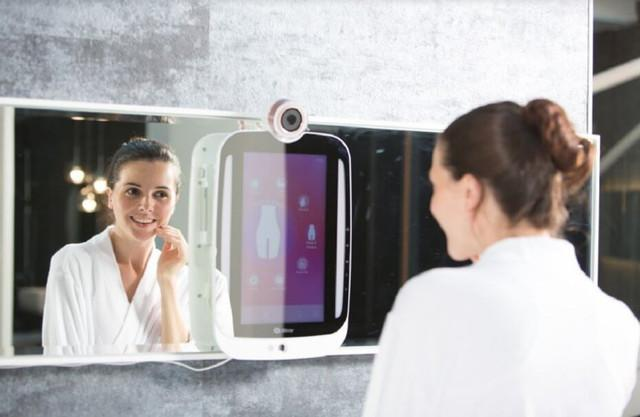 himirror smart mirror announcement x