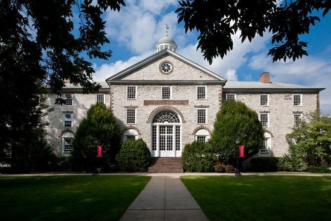 """<p><strong>Established in 1773 </strong></p><p><strong>Location: Carlisle, Pennsylvania <br></strong></p><p>Dickinson College was <a href=""""https://www.dickinson.edu/homepage/256/history"""" rel=""""nofollow noopener"""" target=""""_blank"""" data-ylk=""""slk:originally known as"""" class=""""link rapid-noclick-resp"""">originally known as</a> the Carlisle Grammar School and was founded in 1773 and charted in 1783, six days after the Revolutionary War ended. Because of this, Dickinson became the first college chartered in the new United States. </p>"""