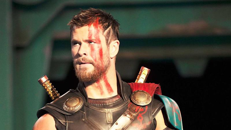 Chris Hemsworth confirms new THOR movie will be filmed down under