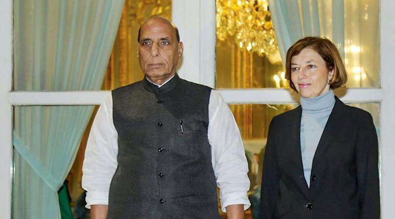 French Defence Minister Florence Parly Writes to Rajnath Singh, Condoles Death of 20 Indian Soldiers at Galwan Valley Clash