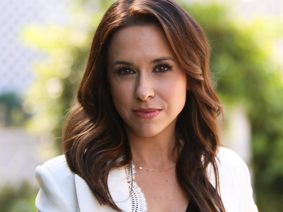 Lacey Chabert in October 2019.