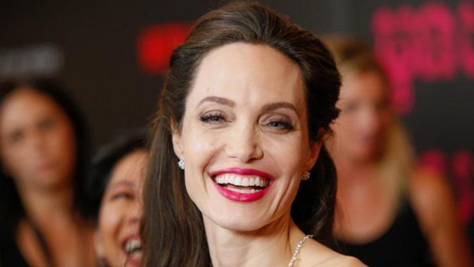 Angelina Jolie. ( Andy Kropa/Invision/AP)