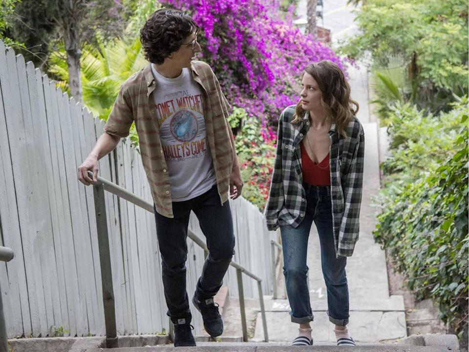 Paul Rust and Gillian Jacobs in 'Love'Netflix