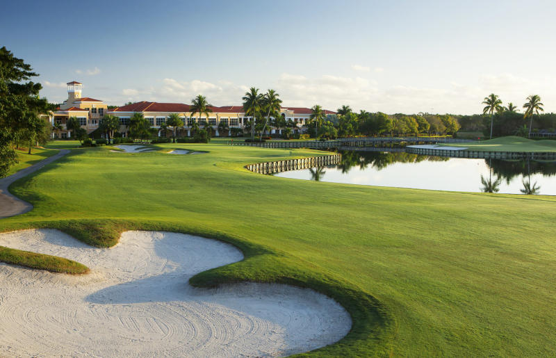 Wycliffe Golf & Country Club is one of 220 venues where amateurs and pros alike can tee up.
