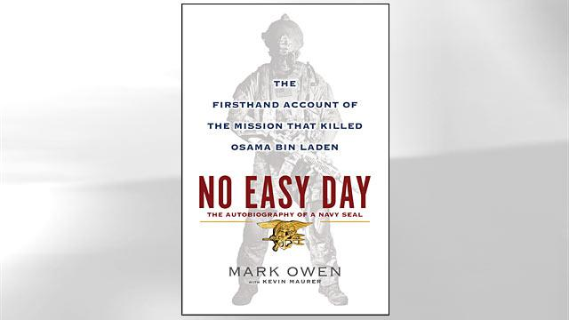 Pentagon: SEAL's Bin Laden Book Reveals Classified Intel