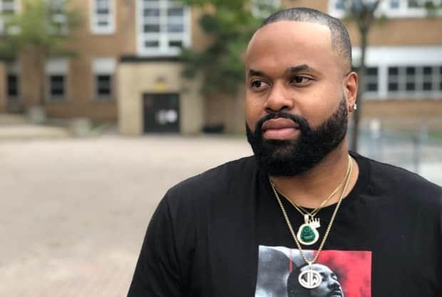 Middle school teacher Jay Williams has seen fewer students attend class as the pandemic continues and says it can be difficult to track down where they've gone.