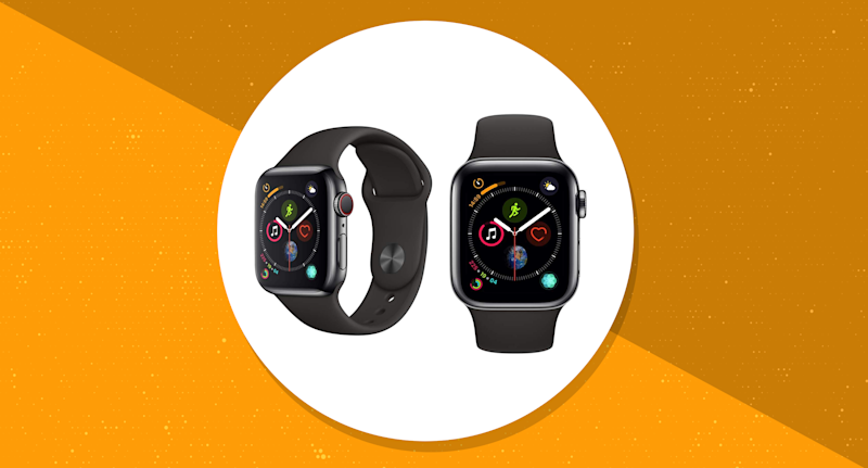 Save on Apple Watch! Series 4 and Series 5. (Photo: Amazon)