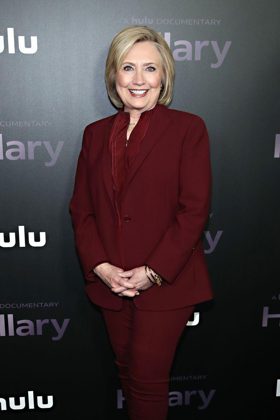<p>Former Secretary of State and Former First Lady Hillary Clinton was born on this day in 1947. </p><p>Also on this day: <br>Keith Urban<br>Pat Sajak<br>Cary Elwes<br>Seth MacFarlane <br>Dylan McDermott <br>Jaclyn Smith <br>John Heder</p>