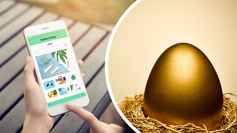 Shop your way to a bigger nest egg. Source: Getty