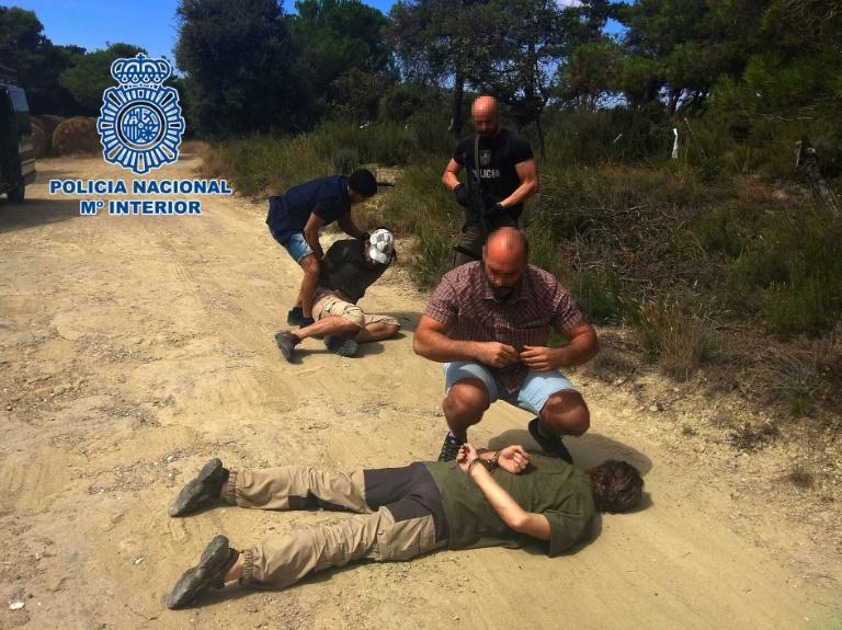Spanish police arrested Joseph Brech, 55, on Sunday afternoon in a mountainous area near the town of Castelltercol some 50 kilometres (30 miles) from Barcelona