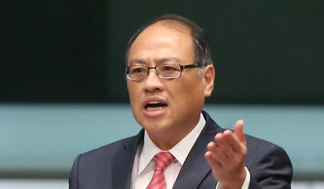 Former lawmaker Lam Tai-fai is the new chairman of the RTHK board of advisers. Photo: David Wong