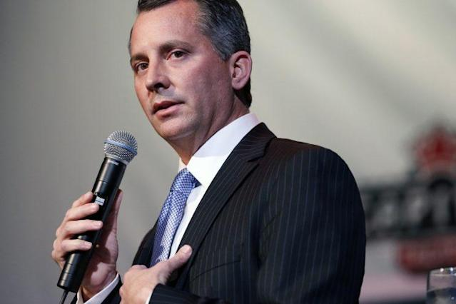 Republican David Jolly during a candidate forum in February 2014. (Photo: Brian Blanco/Reuters)