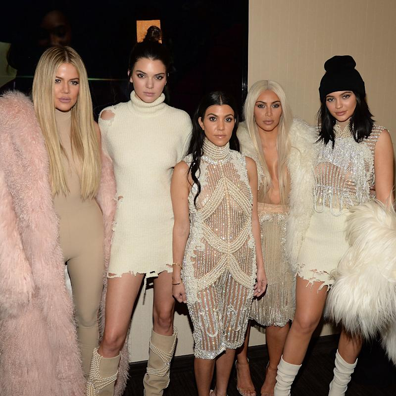Kylie Jenner Is Missing from the Kardashian Family Christmas Card ...