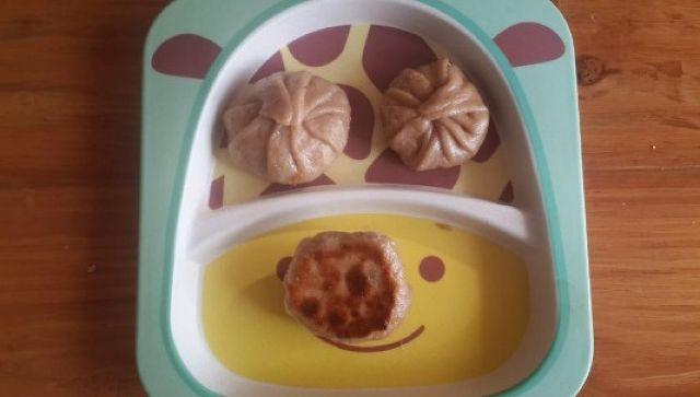 Pan Fried Momos (Whole Wheat Tofu Kothey) Recipe For Your Toddler
