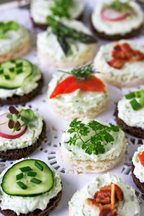 """<p>Make the classic Louisville spread slightly more gourmet by making bite-size tea sandwiches.</p><p><strong>Get the recipe at <a href=""""http://gourmandistan.com/2013/04/28/benedictine-arnold/"""" rel=""""nofollow noopener"""" target=""""_blank"""" data-ylk=""""slk:Gourmandistan"""" class=""""link rapid-noclick-resp"""">Gourmandistan</a>.</strong></p>"""