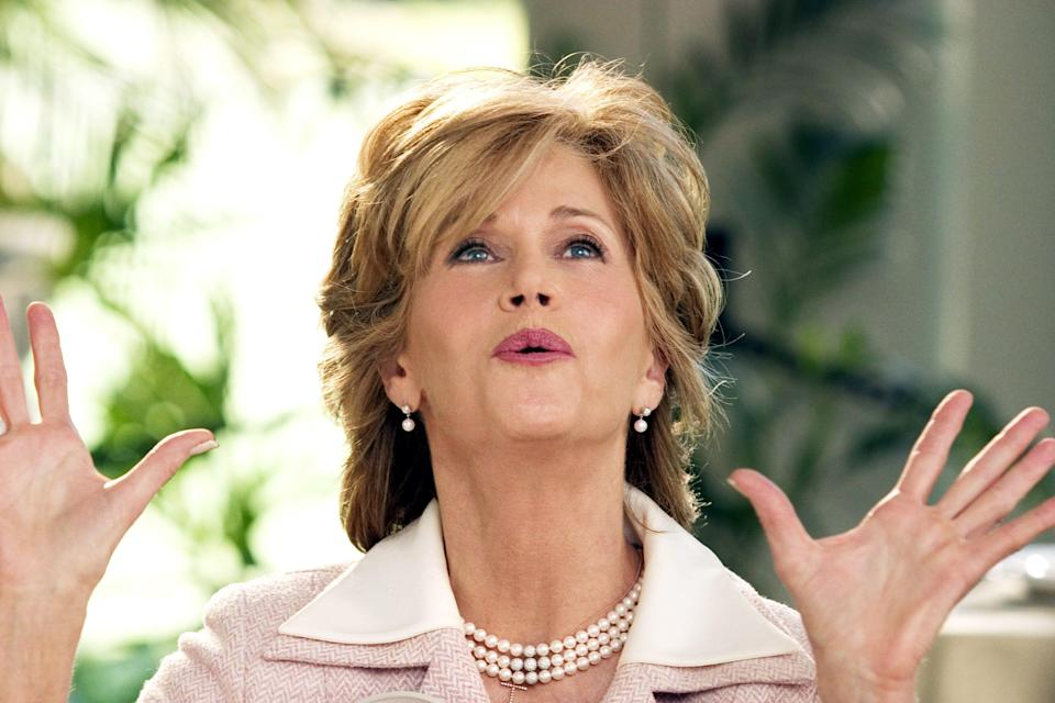 """Jane Fonda in a scene from the motion picture """"Monster-in-Law."""""""