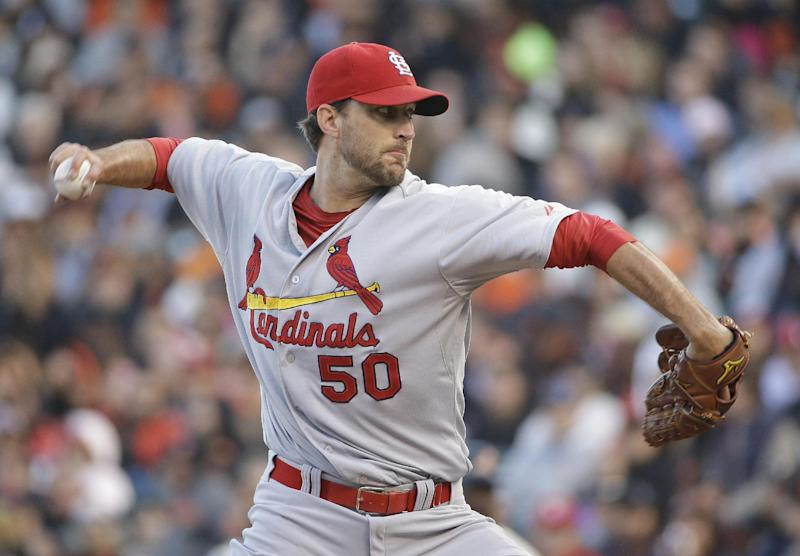 Wainwright stymies Giants in Cardinals' 2-0 win