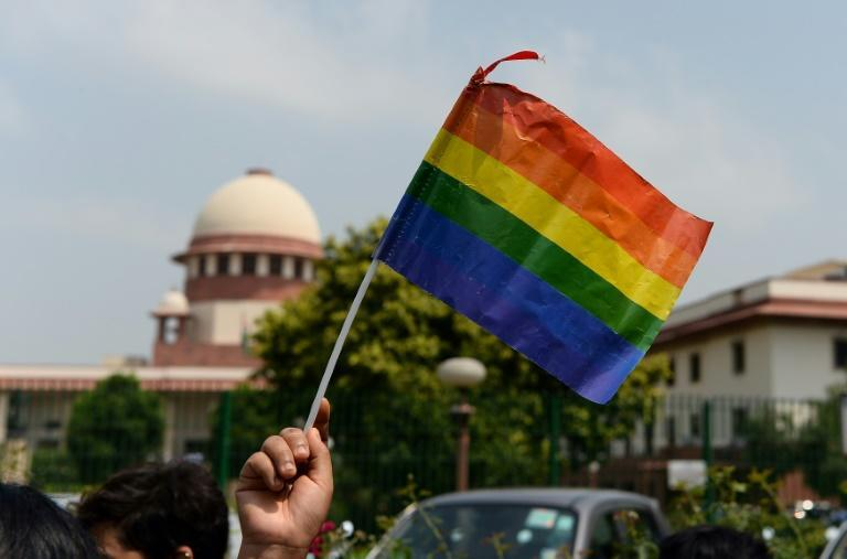 India's Supreme Court last year overturned a British colonial-era law criminalising gay sex