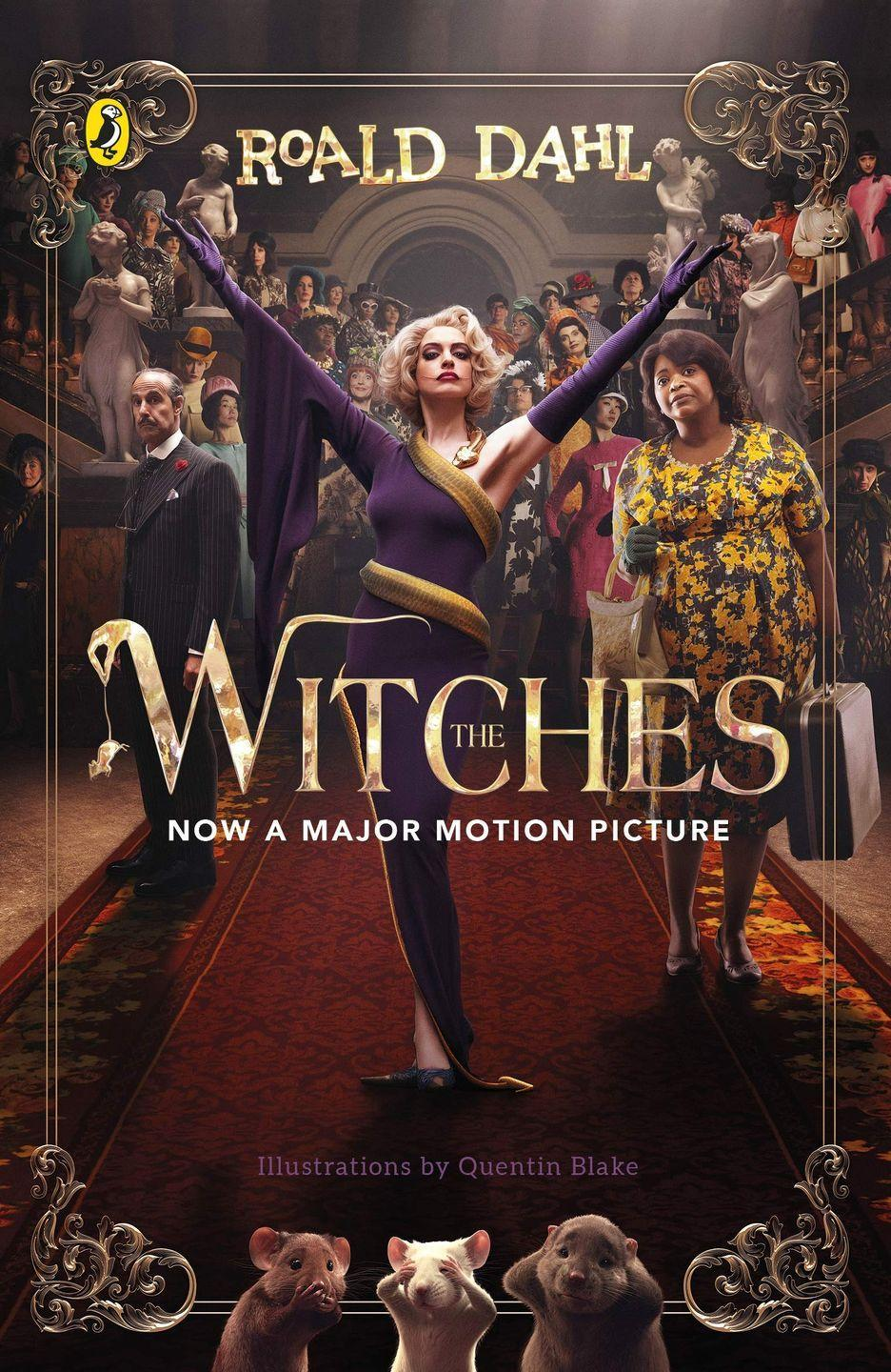 <p>A young boy uncovers a group of diabolical witches who plan to turn children into mice when he goes to live with his aunt after the death of his parents.</p>