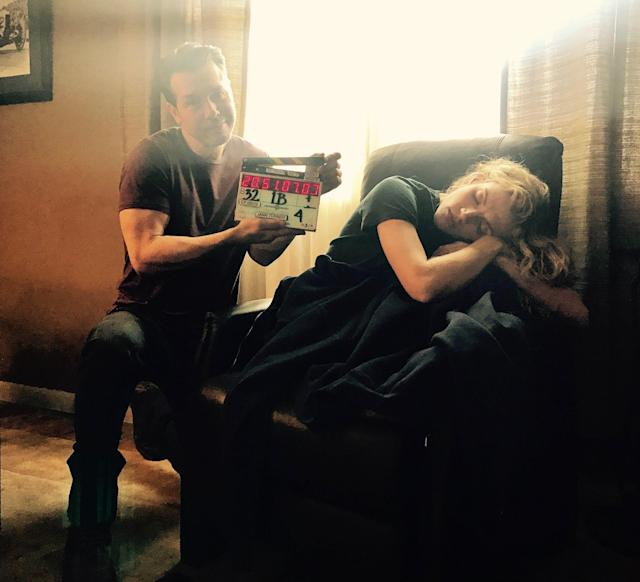 <p>Have we tired out #Brettonio, or will we see some more action? @karebaearacares #ChicagoPD — @jonseda (Photo: Instagram) </p>
