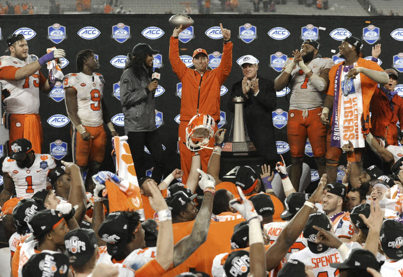 Back to the Playoff! Clemson learns CFP opponent, destination